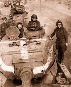 Танк Второй мировой Войны