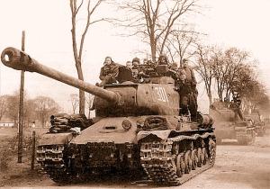 USSR Heavy tank