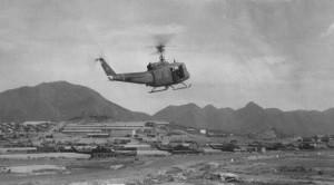 Вертолет над Вьетнамом