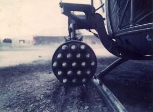 24 70-мм НУР