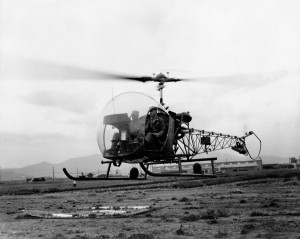 Helicopter in Korean War